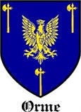 Orme coat of Arms