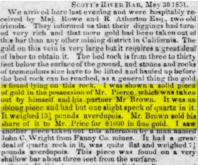18510702DAC Pierce buys Browns big nugget