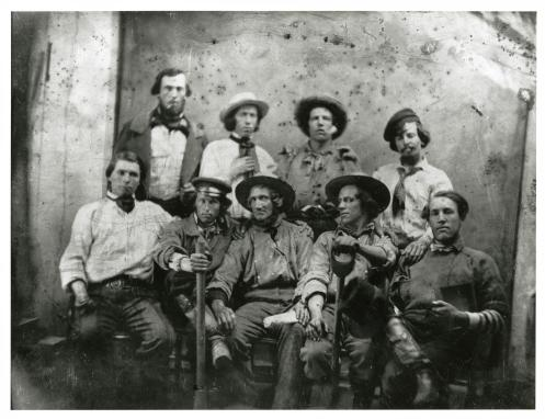 CHS Gold Rush Miners