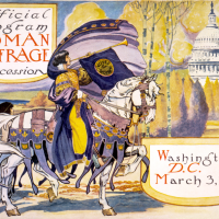 Women's Suffrage: My Wiki Life
