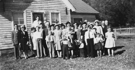 Mabel Halse Family