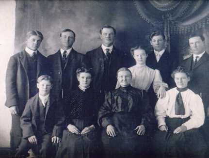 Inger Gronsten-Johnson family - Ancestry - aksplendorlimo