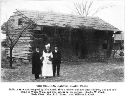 clark cabin lyman