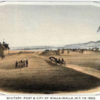 Fort Walla Walla