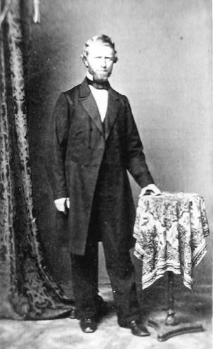 Albert G Porter 1858