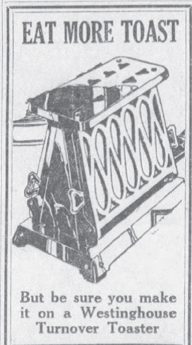 1920s toaster