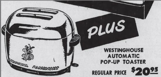 1940s toaster
