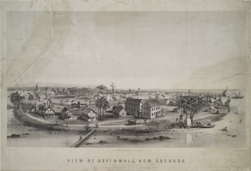 lossy-page1-640px-View_of_Aspinwall_(Colón),_New_Grenada_(Panama)._From_the_lighthouse,_the_eastern_terminus_of_the_Panama_Rail_Road_(NYPL_Hades-118824-54975).tif