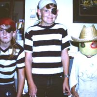 The Slide Years: Costumes