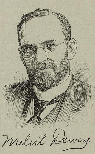 371px-Melvil_Dewey-Portrait_et_signature