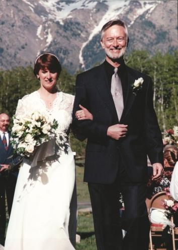 LyonPat and Eilene Wedding 6-12-1999