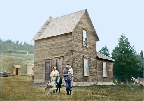 Moscow Farm 1914 colour draft 2