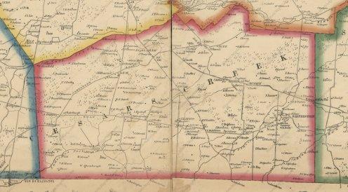 Greene County 1855