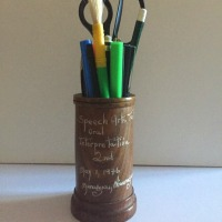 From the Vault: Pencil Cup